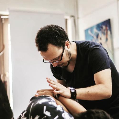 Quiropractico y Kinesiologo Luis Enrique
